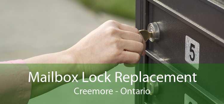 Mailbox Lock Replacement Creemore - Ontario