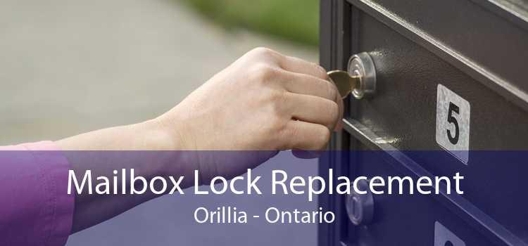 Mailbox Lock Replacement Orillia - Ontario
