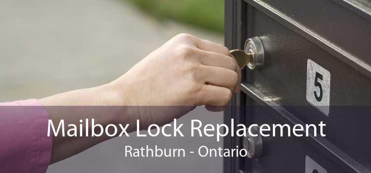 Mailbox Lock Replacement Rathburn - Ontario