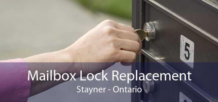 Mailbox Lock Replacement Stayner - Ontario