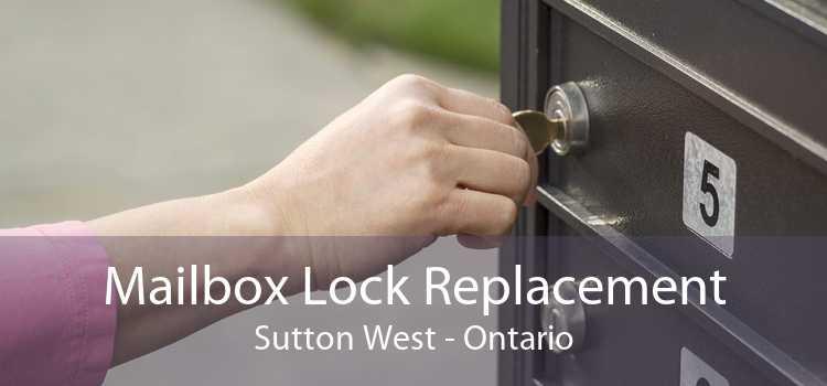Mailbox Lock Replacement Sutton West - Ontario