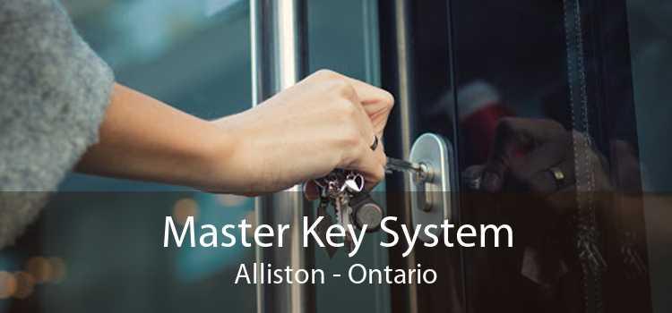 Master Key System Alliston - Ontario