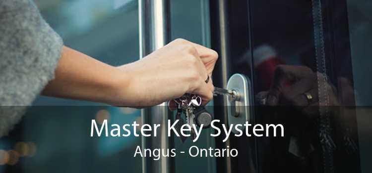Master Key System Angus - Ontario