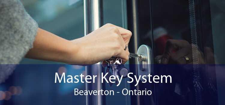 Master Key System Beaverton - Ontario