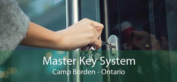 Master Key System Camp Borden - Ontario