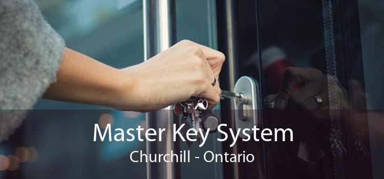 Master Key System Churchill - Ontario
