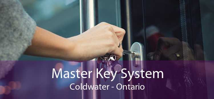 Master Key System Coldwater - Ontario
