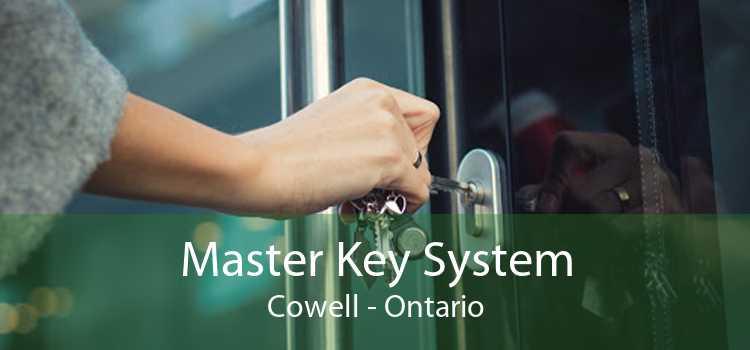 Master Key System Cowell - Ontario