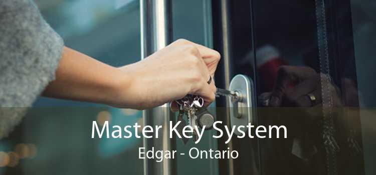 Master Key System Edgar - Ontario
