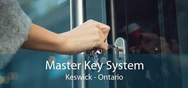 Master Key System Keswick - Ontario