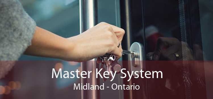 Master Key System Midland - Ontario