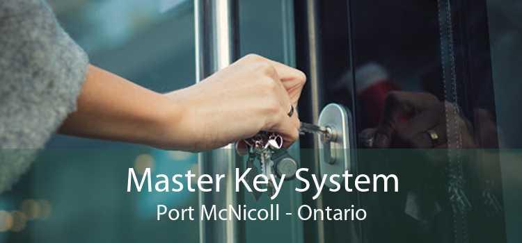 Master Key System Port McNicoll - Ontario