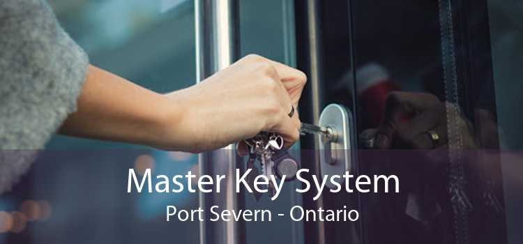 Master Key System Port Severn - Ontario
