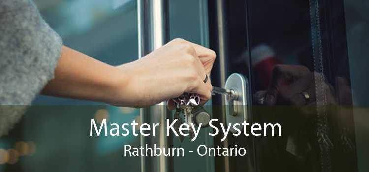 Master Key System Rathburn - Ontario