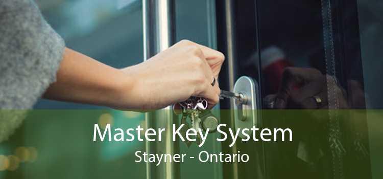 Master Key System Stayner - Ontario