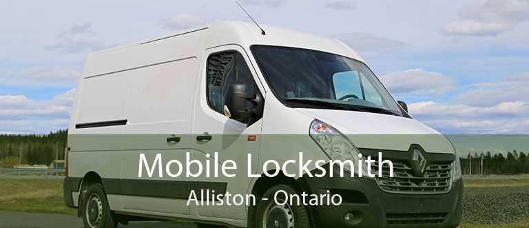 Mobile Locksmith Alliston - Ontario