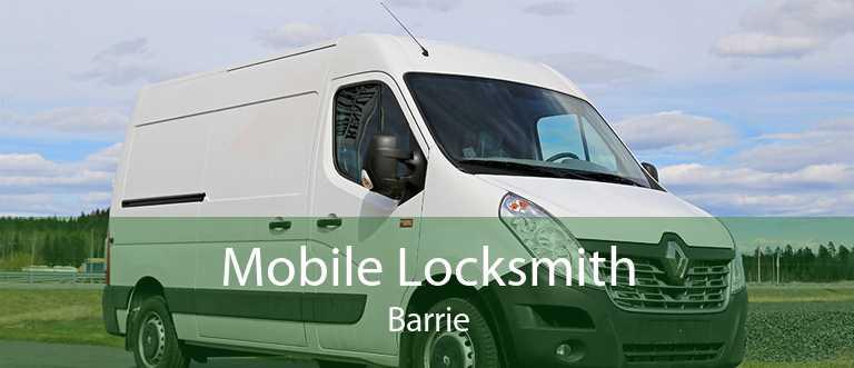 Mobile Locksmith Barrie