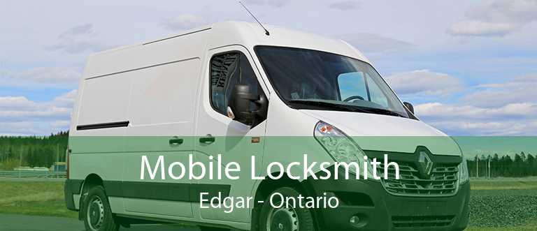 Mobile Locksmith Edgar - Ontario