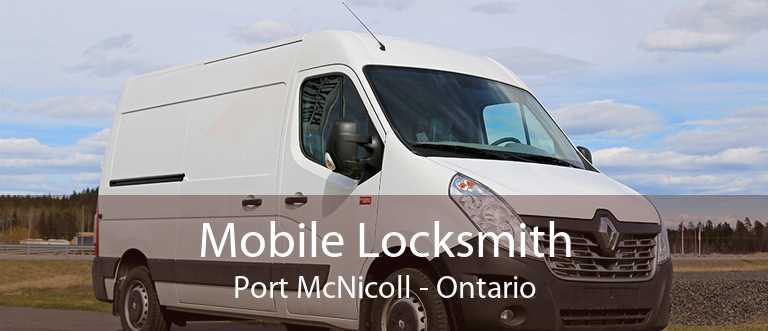 Mobile Locksmith Port McNicoll - Ontario