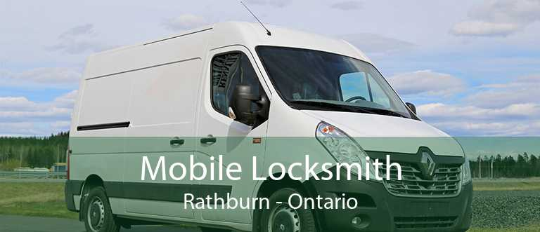 Mobile Locksmith Rathburn - Ontario