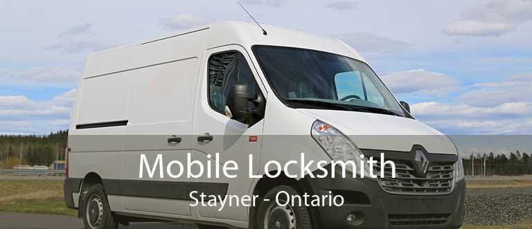 Mobile Locksmith Stayner - Ontario