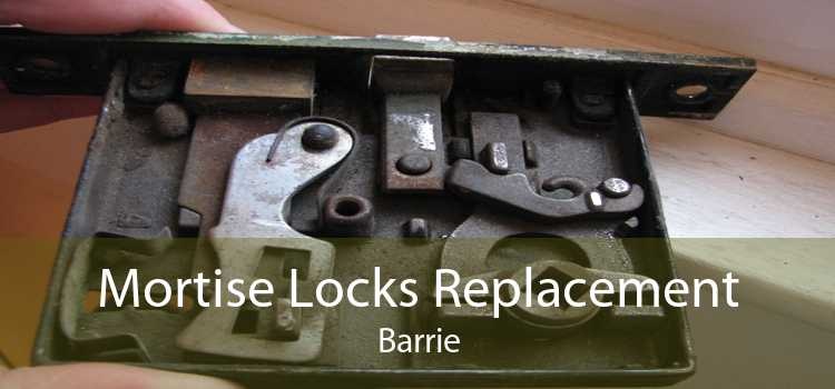 Mortise Locks Replacement Barrie