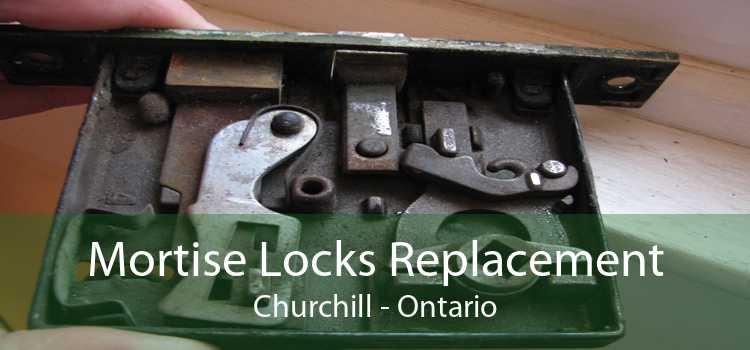 Mortise Locks Replacement Churchill - Ontario