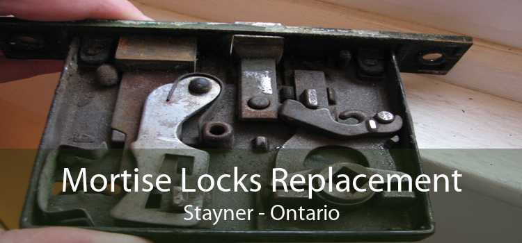 Mortise Locks Replacement Stayner - Ontario