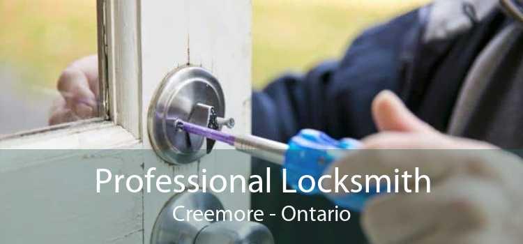 Professional Locksmith Creemore - Ontario