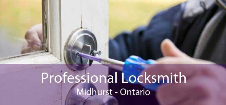 Professional Locksmith Midhurst - Ontario