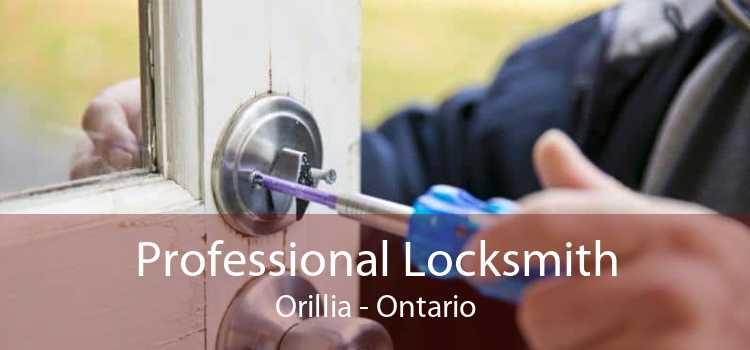 Professional Locksmith Orillia - Ontario
