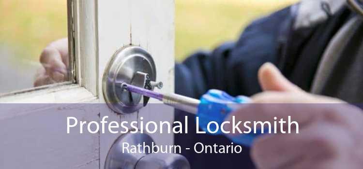 Professional Locksmith Rathburn - Ontario