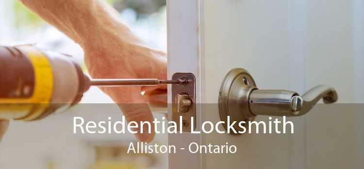 Residential Locksmith Alliston - Ontario