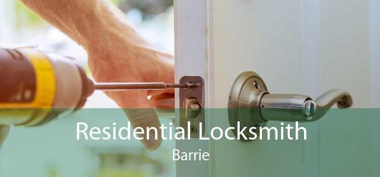 Residential Locksmith Barrie