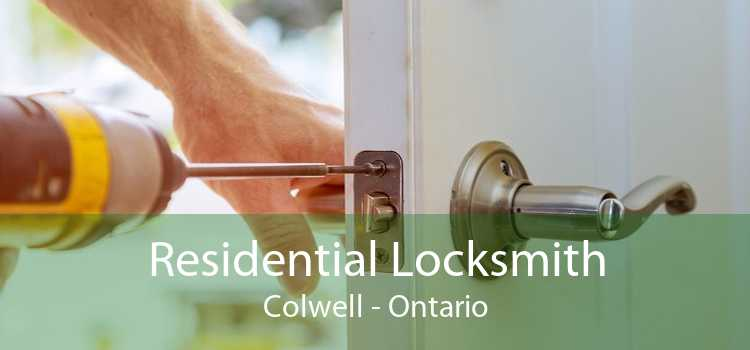 Residential Locksmith Colwell - Ontario