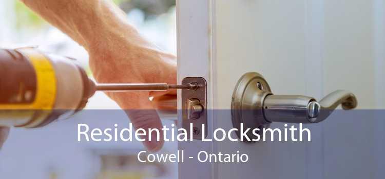 Residential Locksmith Cowell - Ontario