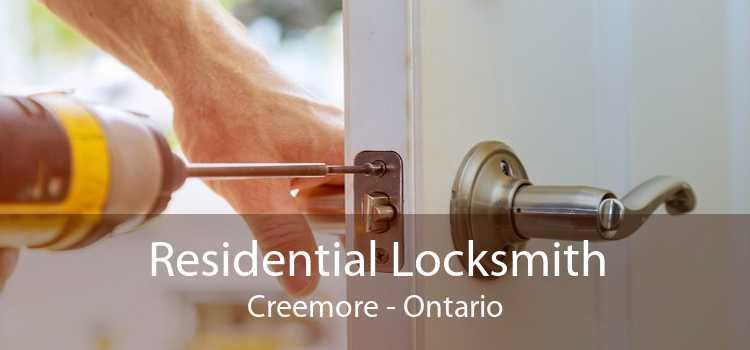 Residential Locksmith Creemore - Ontario