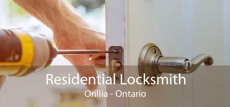 Residential Locksmith Orillia - Ontario