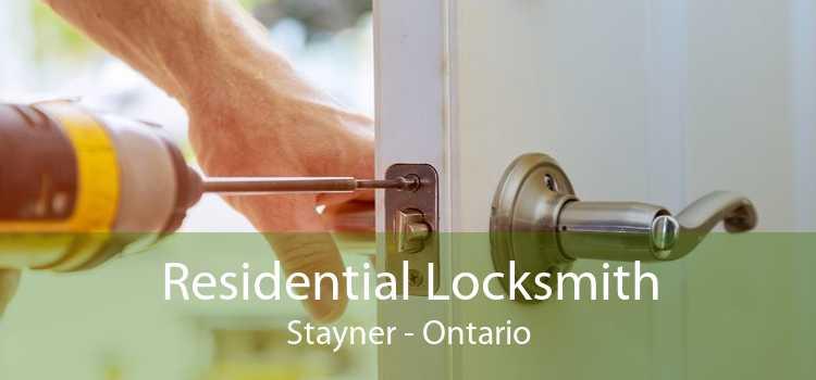 Residential Locksmith Stayner - Ontario