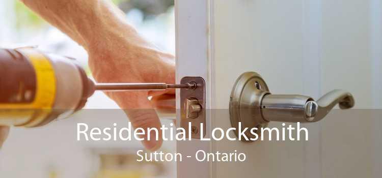 Residential Locksmith Sutton - Ontario