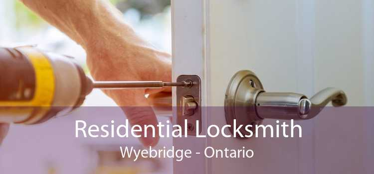 Residential Locksmith Wyebridge - Ontario