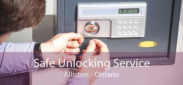 Safe Unlocking Service Alliston - Ontario