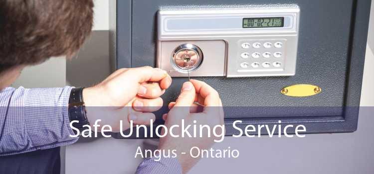 Safe Unlocking Service Angus - Ontario