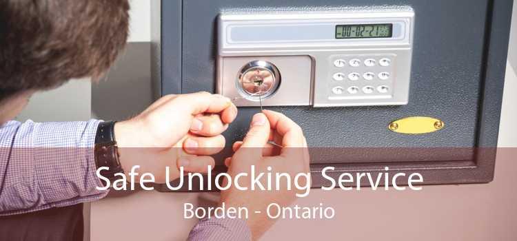 Safe Unlocking Service Borden - Ontario