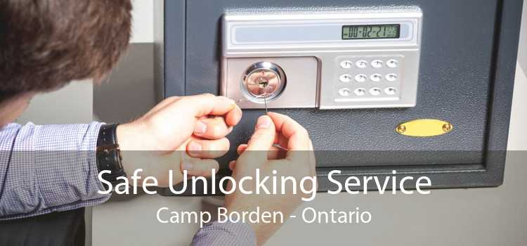 Safe Unlocking Service Camp Borden - Ontario