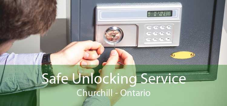 Safe Unlocking Service Churchill - Ontario