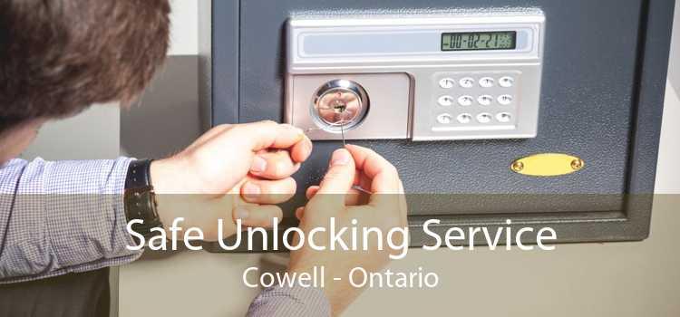 Safe Unlocking Service Cowell - Ontario