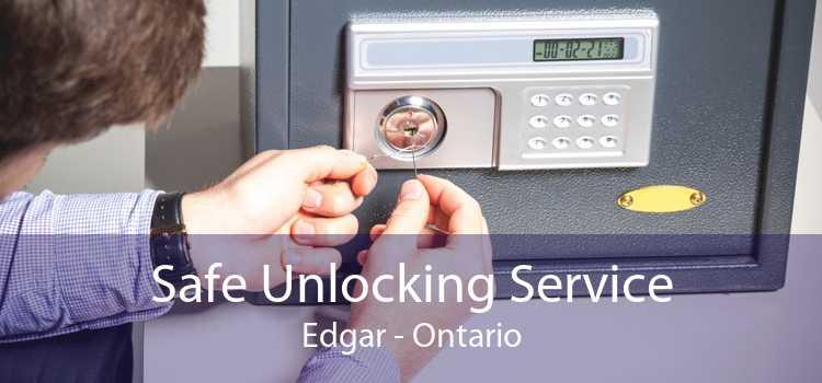 Safe Unlocking Service Edgar - Ontario