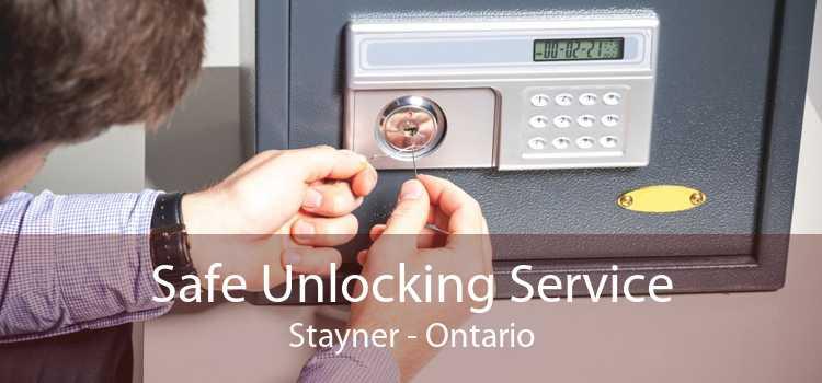 Safe Unlocking Service Stayner - Ontario