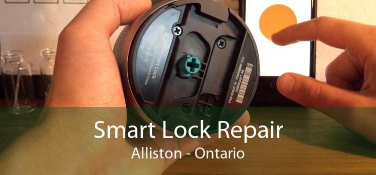 Smart Lock Repair Alliston - Ontario